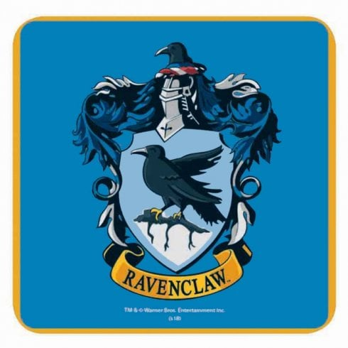 Half Moon Bay Harry Potter Single Coaster Ravenclaw