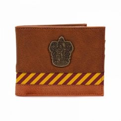 Harry Potter Wallet Hogwarts Metal Crest