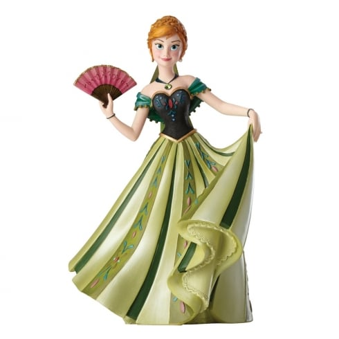Disney Showcase Haute-Couture Anna Figurine