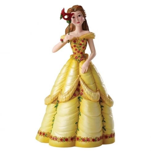 Disney Showcase Haute-Couture Belle Masquerade Figurine