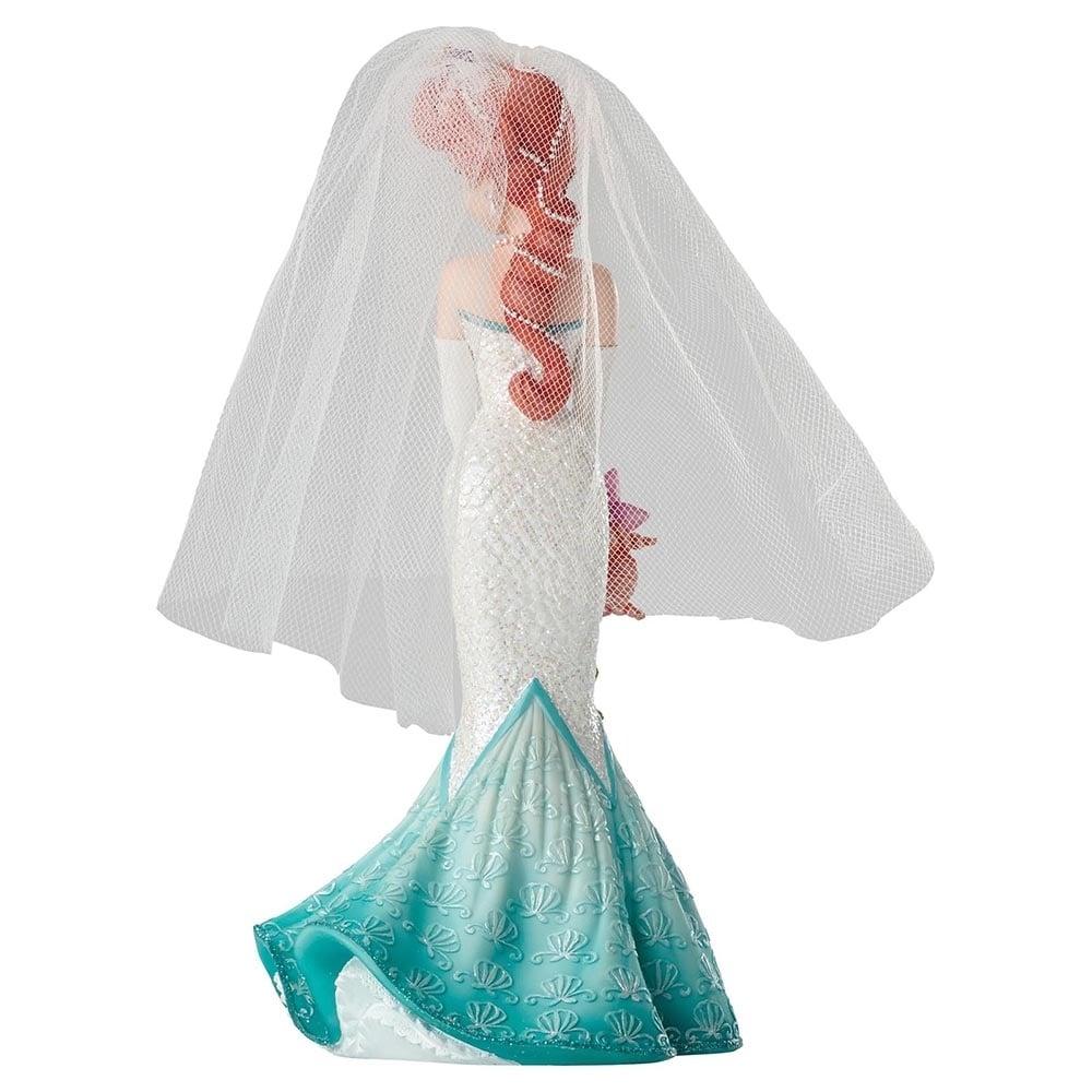 Disney showcase haute couture bridal collection ariel for Haute couture shopping