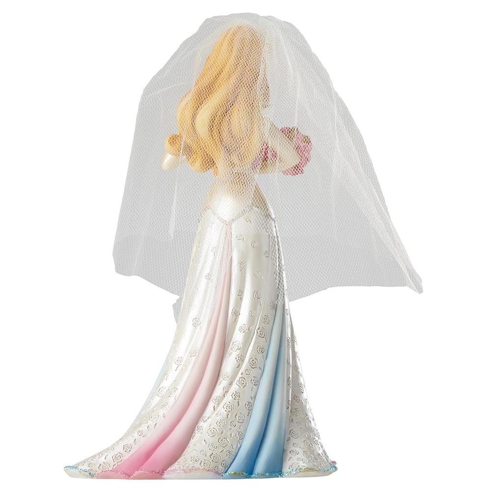 Disney Showcase Haute-Couture Bridal Collection Aurora Wedding Figurine