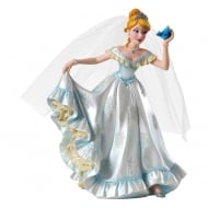 Haute-Couture Bridal Collection Cinderella Wedding Figurine