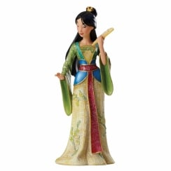Haute-Couture Collection Mulan Figurine