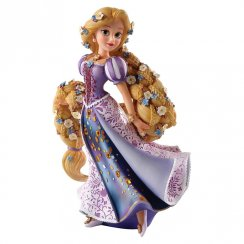 Haute-Couture Collection Rapunzel Figurine