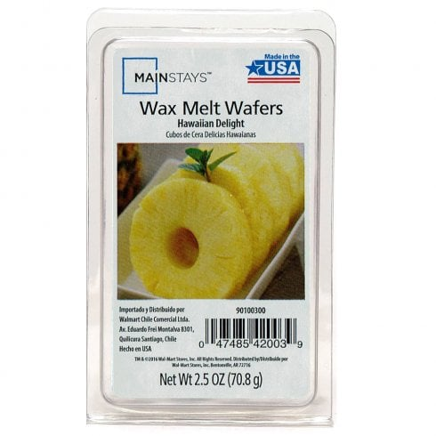 Mainstays Hawaiian Delight Wax Melt Wafers