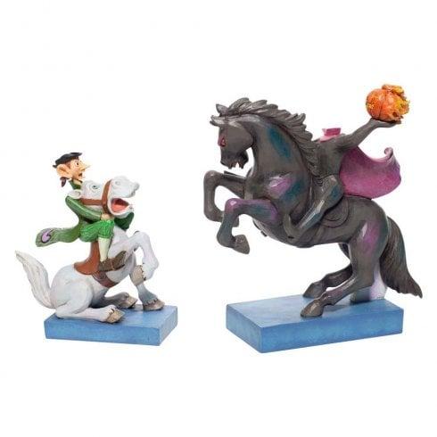Disney Traditions Headless Horseman Figurine