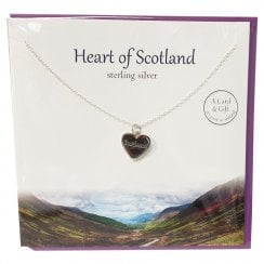 Heart Of Scotland Pendant