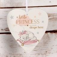 Heart Plaque - Little Princess