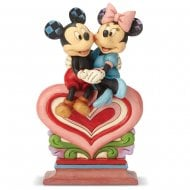 Heart To Heart Mickey & Minnie