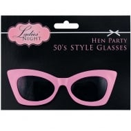 Hen Party 50s Style Glasses