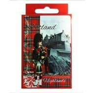 Heraldic Scotland Playing Cards