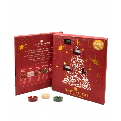 Heart & Home HH Fragrance Advent Calender
