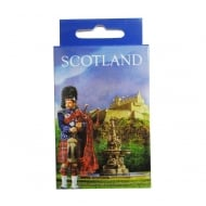 Historical Scotland Playing Cards
