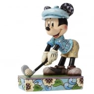 Hole In One Mickey Mouse Figurine