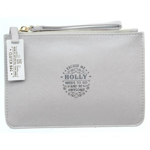 History & Heraldry Holly Clutch Bag