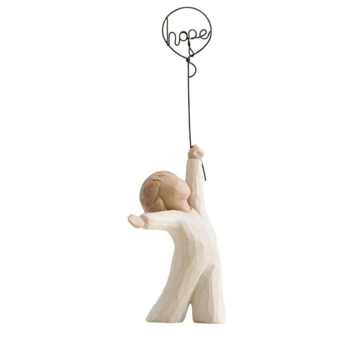 Willow Tree Hope Balloon Figurine