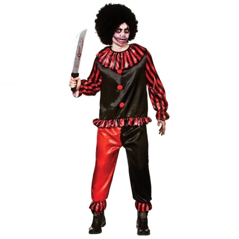Wicked Costumes Horror Clown - Standard size