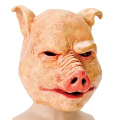 Horror Latex Pig Mask