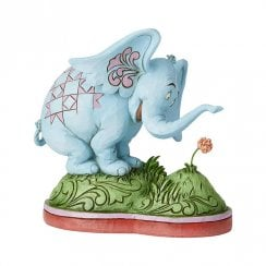 Horton With Flower Figurine