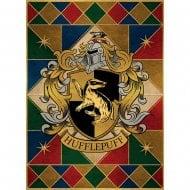 Hufflepuff Crest Card