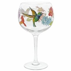 Hummingbird Copa Gin Glass