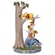 Hundred Acre Caper Winnie the Pooh Figurine