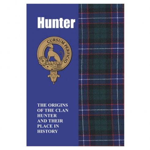 Lang Syne Publishers Ltd Hunter Clan Book