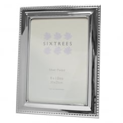 Hunter Silver Plated Photo Frame 8 x 10