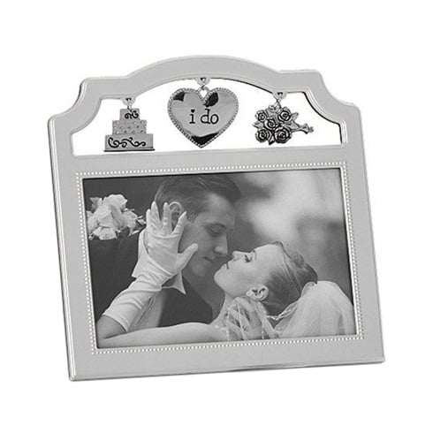 Shudehill Giftware I Do 6 x 4 Engagement Wedding Photo Frame