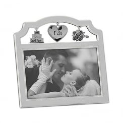 I Do 6 x 4 Engagement Wedding Photo Frame