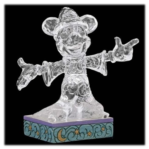 Disney Traditions Ice Bright Sorcerer Mickey