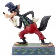 Ill Huff and Ill Puff! Big Bad Wolf Figurine