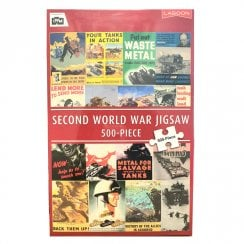 Imperial War Museum WWII Land Jigsaw