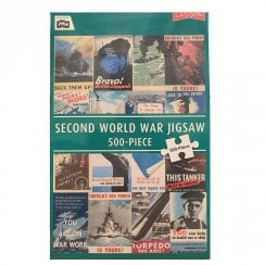 Imperial War Museum WWII Sea Jigsaw