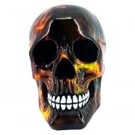 Inferno Skull 19cm Figurine