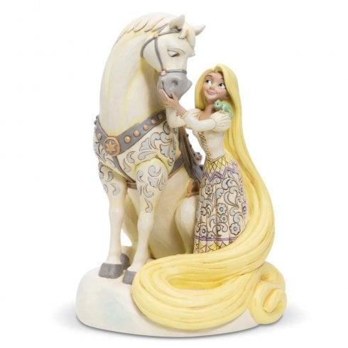 Disney Traditions Innocent Ingenue Rapunzel Figurine