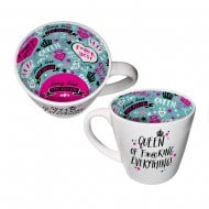 Inside Out Mug - Queen Of Everything