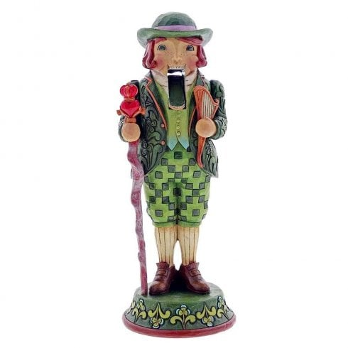 Jim Shore Heartwood Creek Irish Nutcracker