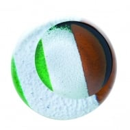 Irish Tricolour Paperweight