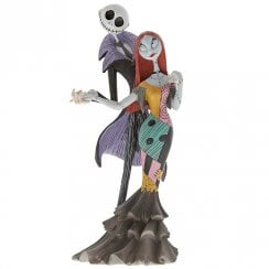 Jack and Sally Figurine