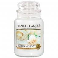 Jar Candle Large Wedding Day