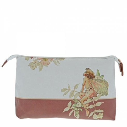 Flower Fairies Jasmine Ladies Wash Bag