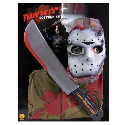 Rubie's Masquerade Jason Adult Costume Kit