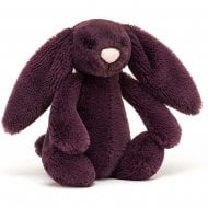 Jellycat Bashful Bunny Small - Plum