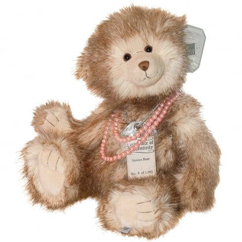 Silver Tag Bears Jessica Limited Edition Bear