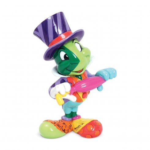 Disney By Britto Jiminy Cricket Mini Figurine