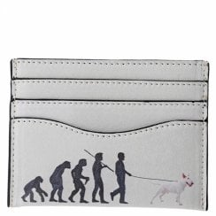 Jimmy The Bull - Evolution Of Man Card Holder