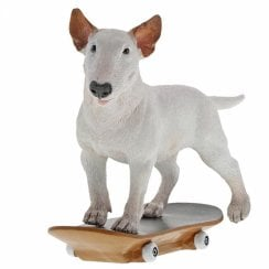 Jimmy The Bull - Skateboard Figurine