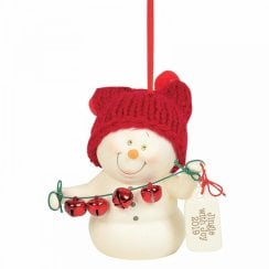 Jingle with Joy 2019 Hanging Ornament